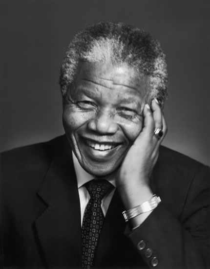 Mandela, modèle mondial