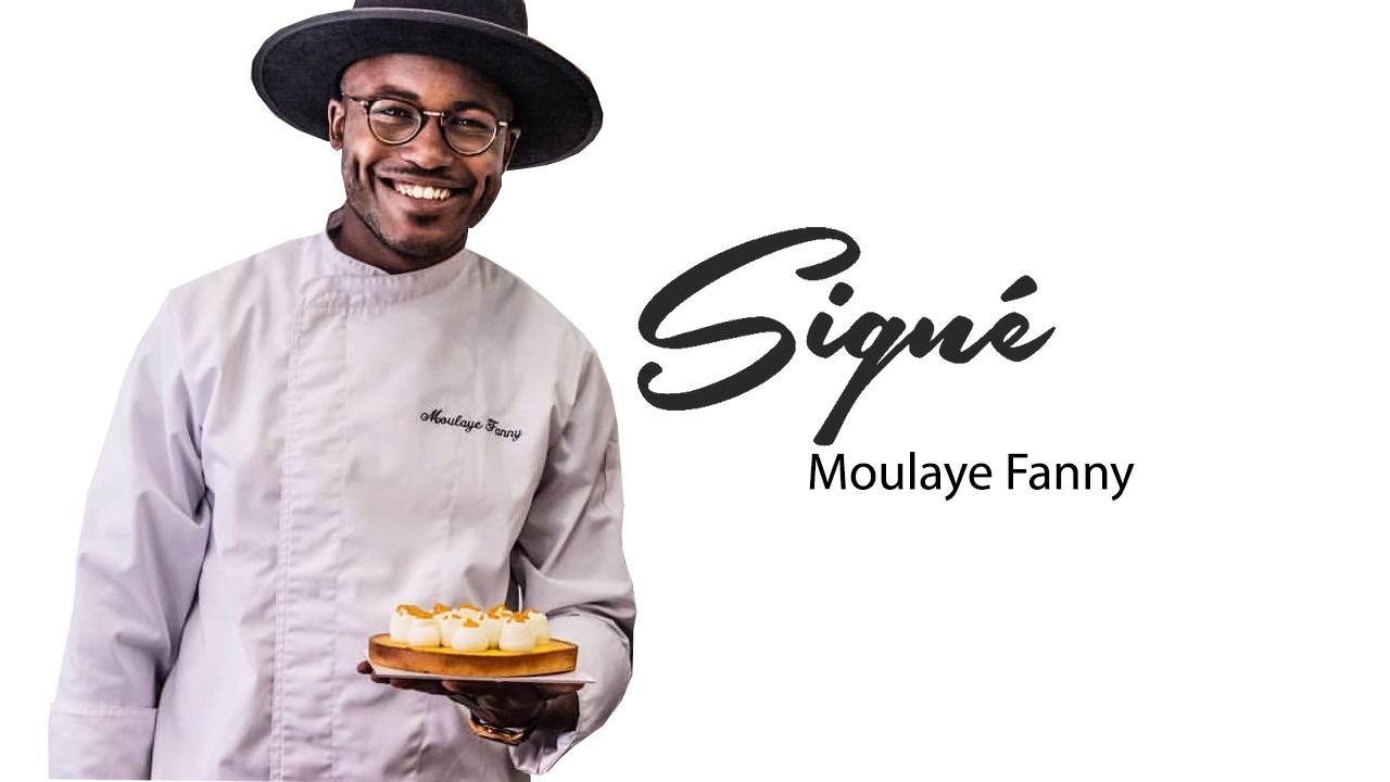 Signé Moulaye Fanny