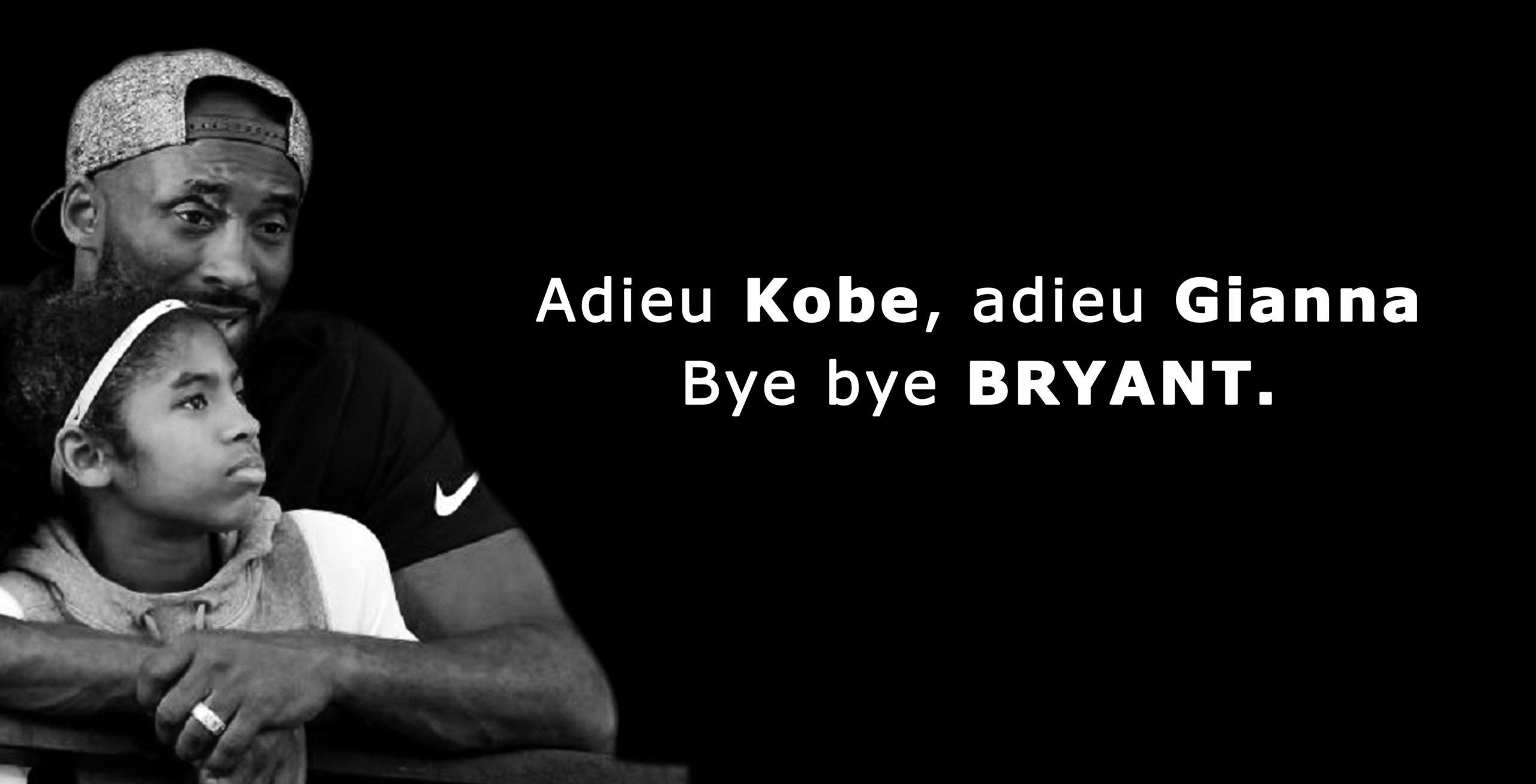 Avec Kobe Bryant
